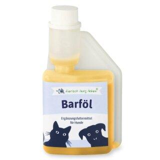 Barföl 250 ml für Hunde